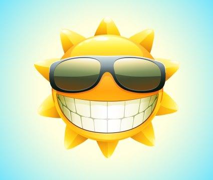 Solstol är bra att ha när solen skiner på sommaren.
